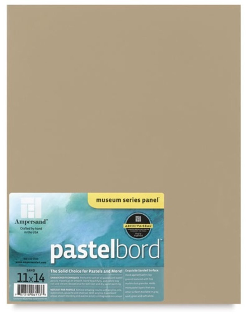 AMPERSAND PASTELBORD SAND 5X7 3 PACK