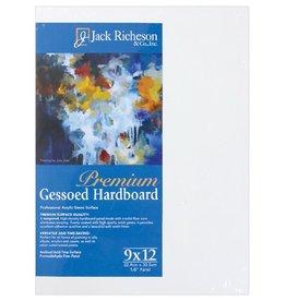 JACK RICHESON RICHESON GESSOED HARDBOARD 12X16