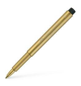 FABER CASTELL PITT ARTIST PEN METALLIC GOLD