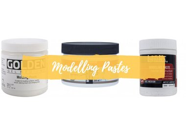 Molding and Modeling Pastes