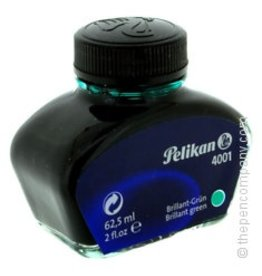 PELIKAN PELIKAN 4001 INK BRILLIANT GREEN 2OZ