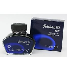 PELIKAN PELIKAN 4001 INK BLACK 1OZ