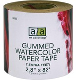 "ART ADVANTAGE ART ADVANTAGE GUMMED PAPER TAPE 2"" X 75 FEET"