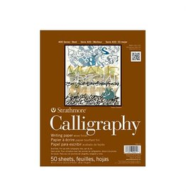 STRATHMORE STRATHMORE CALLIGRAPHY PAPER 8.5X11 50SH