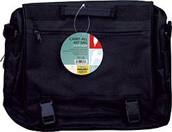 PRO ART PRO ART CARRY ALL ART BAG 12X15X2.75