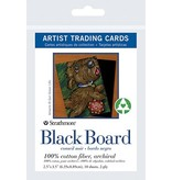 STRATHMORE STRATHMORE ARTIST TRADING CARDS BLACK BOARD 10/PK