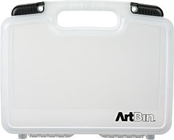 FLAMBEAU (ARTBIN) ARTBIN DEEP QUICK VIEW CASE 12X3.25X9.875    6977AB