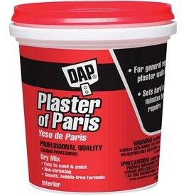 DAP PRODUCTS DAP PRODUCTS PLASTER OF PARIS TUB 4LB