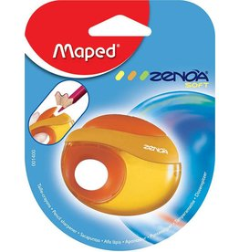 MAPED MAPED ZENOA SOFT SHARPENER SINGLE HOLE