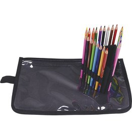 TRAN TRAN PORTFOLIO PENCIL CASE 24 SLOT