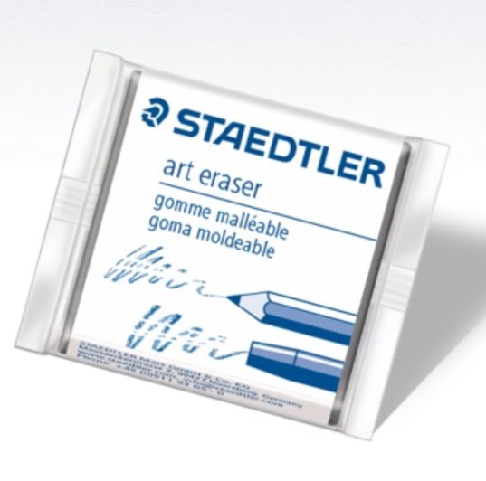 STAEDTLER STAEDTLER ERASER KNEADABLE