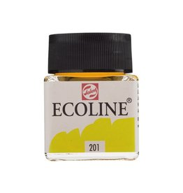 ECOLINE LIQUID WATERCOLOUR 201 LIGHT YELLOW 30ML