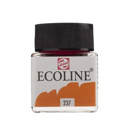 ECOLINE LIQUID WATERCOLOUR 237 DEEP ORANGE 30ML