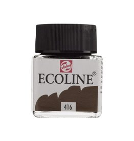 ECOLINE LIQUID WATERCOLOUR 416 SEPIA 30ML