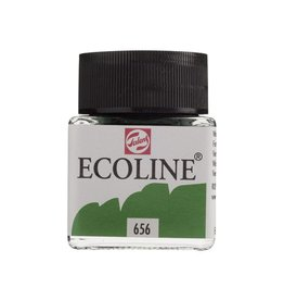 ECOLINE LIQUID WATERCOLOUR 656 FOREST GREEN 30ML