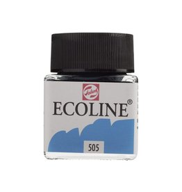 ECOLINE LIQUID WATERCOLOUR 505 ULTRAMARINE LIGHT 30ML