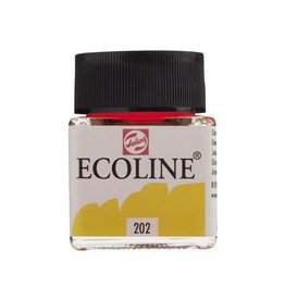 ECOLINE LIQUID WATERCOLOUR 202 DEEP YELLOW 30ML