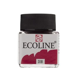 ECOLINE LIQUID WATERCOLOUR 318 CARMINE 30ML