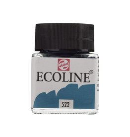 ECOLINE LIQUID WATERCOLOUR 522 TURQUOISE BLUE 30ML