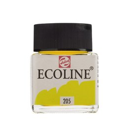 ECOLINE LIQUID WATERCOLOUR 205 LEMON YELLOW 30ML