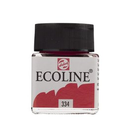 ECOLINE LIQUID WATERCOLOUR 334 SCARLET 30ML