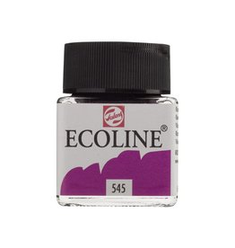 ECOLINE LIQUID WATERCOLOUR 545 RED VIOLET 30ML