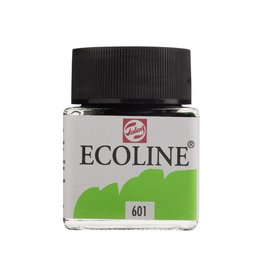 ECOLINE LIQUID WATERCOLOUR 601 LEAF GREEN 30ML