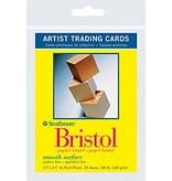 STRATHMORE STRATHMORE ARTIST TRADING CARDS BRISTOL SMOOTH 20/PK