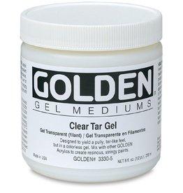 GOLDEN GOLDEN CLEAR TAR GEL 16OZ