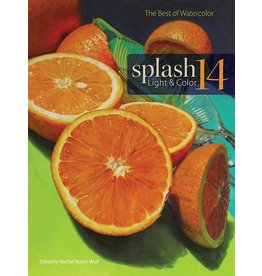 NORTH LIGHT BOOKS NORTH LIGHT SPLASH 14 LIGHT & COLOR THE BEST OF WATERCOLOR