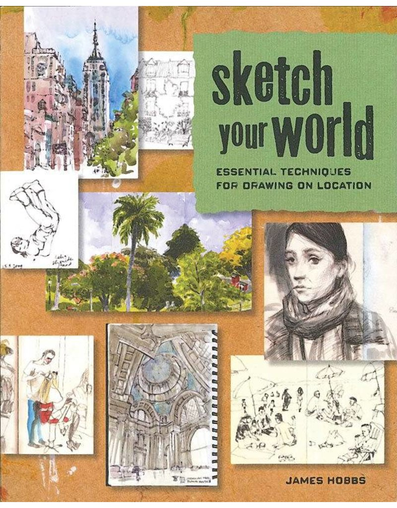 NORTH LIGHT BOOKS NORTH LIGHT SKETCH YOUR WORLD