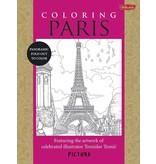 WALTER FOSTER WALTER FOSTER PICTURA COLOURING BOOK: PARIS