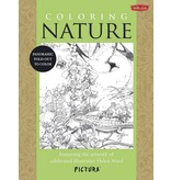WALTER FOSTER WALTER FOSTER PICTURA COLOURING BOOK: NATURE
