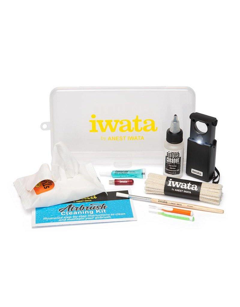 IWATA IWATA AIRBRUSH CLEANING KIT      CL100