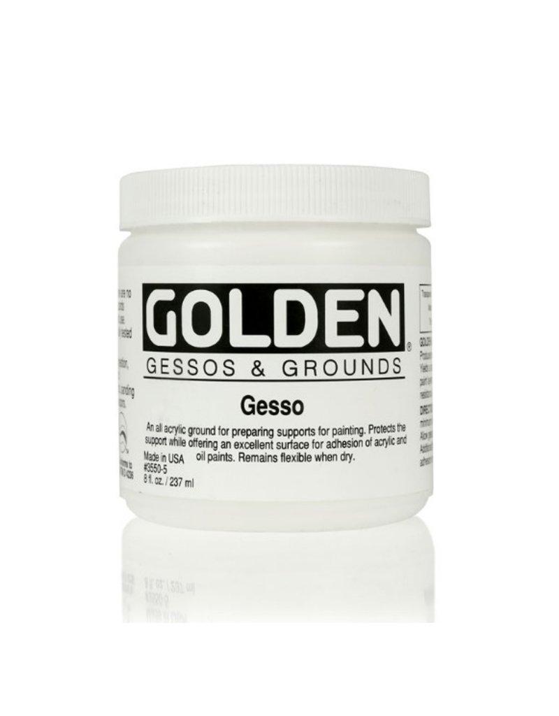 GOLDEN GOLDEN GESSO