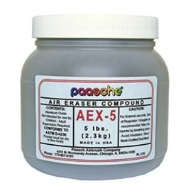 PAASCHE PAASCHE AIR ERASER COMPOUND 5lb