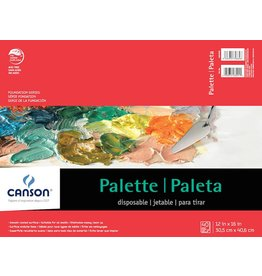 CANSON CANSON FOUNDATION DISPOSABLE PALETTE
