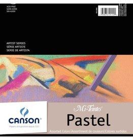 CANSON MI-TEINTES PASTEL PAD