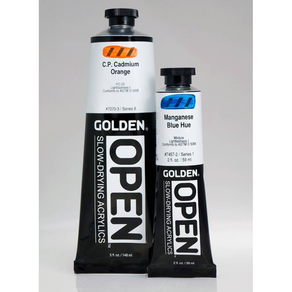 GOLDEN GOLDEN OPEN ACRYLIC 2OZ