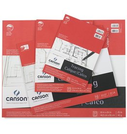 CANSON CANSON FOUNDATION TRACING PAD