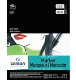 CANSON CANSON ARTIST SERIES PRO LAYOUT MARKER PAD 18lb