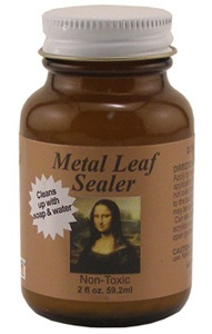 SPEEDBALL INC MONA LISA GOLD LEAF SEALER 2OZ