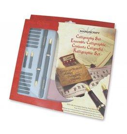 MANUSCRIPT CLASSIC CALLIGRAPHY SET/16