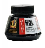 SPEEDBALL INC SPEEDBALL SUPER BLACK INDIA INK 2OZ