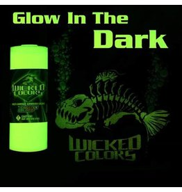 WICKED GLOW IN THE DARK AIRBRUSH PAINT  6oz 0212-16