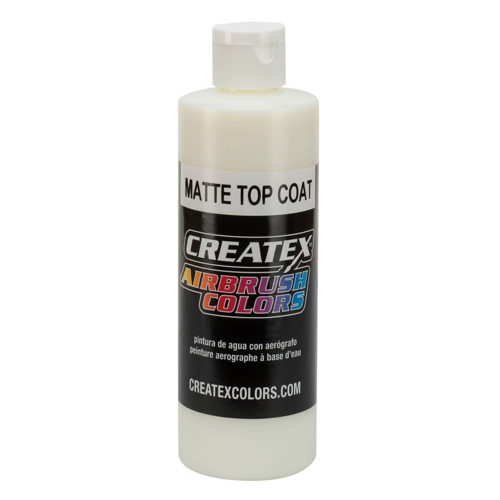 CREATEX CREATEX CLEAR COAT MATTE 2OZ