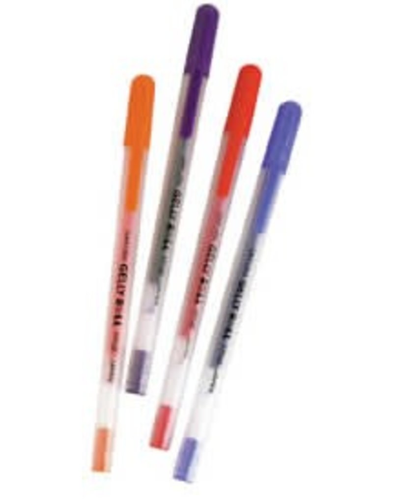 SAKURA GELLY ROLL 1.0 PEN WHITE