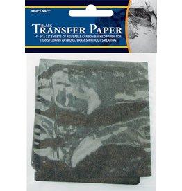 PRO ART PRO ART TRANSFER PAPER 9X13 4/PK