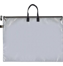 PRO ART PRO ART MESH ART BAG WITH ZIPPER AND HANDLE 19X25     7215H