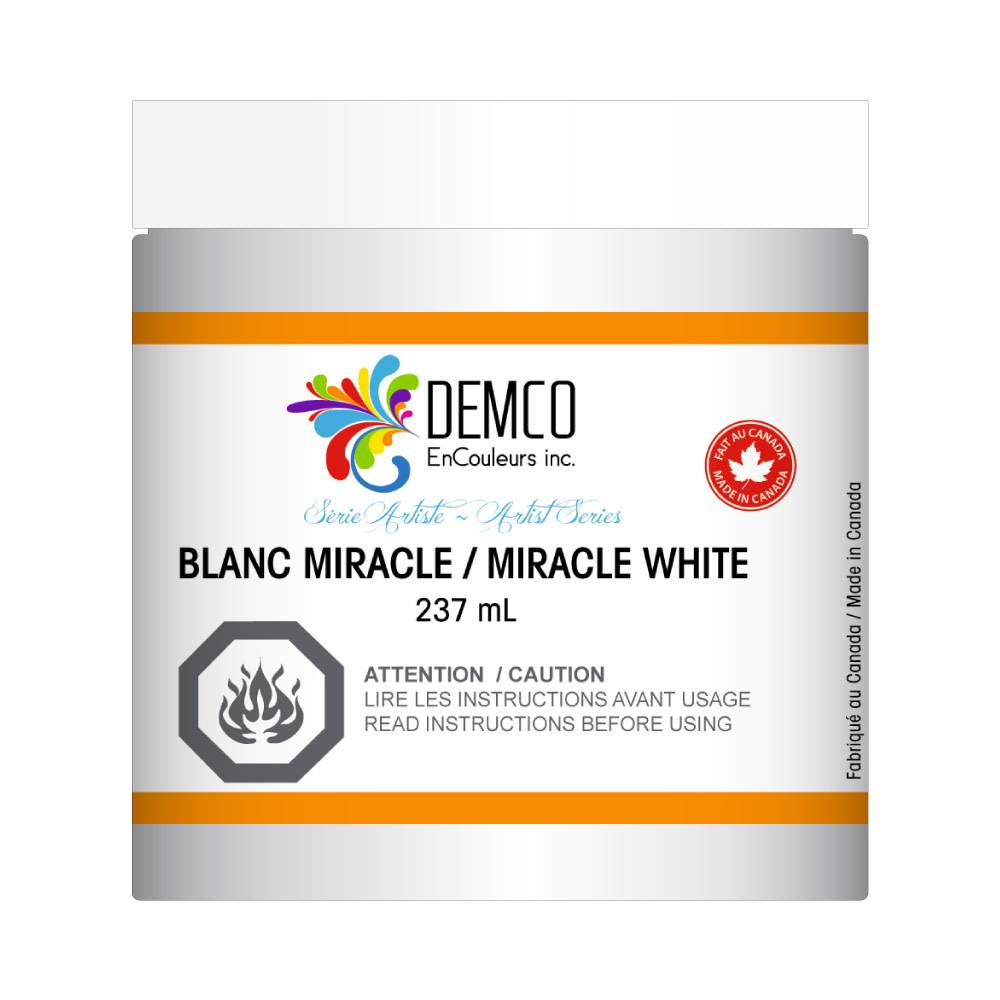 DEMCO MIRACLE WHITE PAINT (sub MAGIC WHITE)